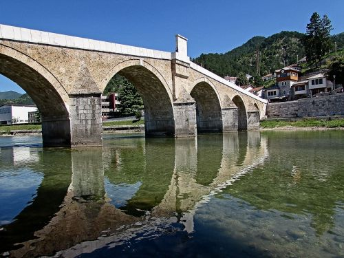 old bridge bosnia and herzegovina konjic