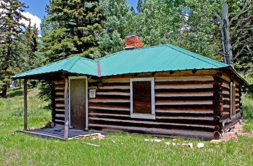 old cabin homestead cabin