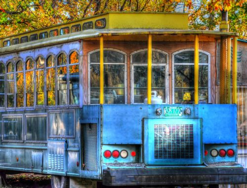 Old Cable Car