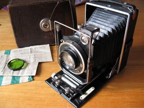 old camera camera balgenkamera