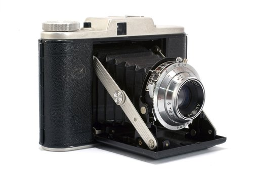 old camera  photographic  history