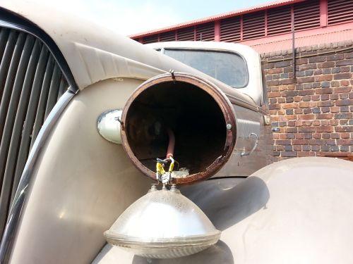 old car johannesburg vintage