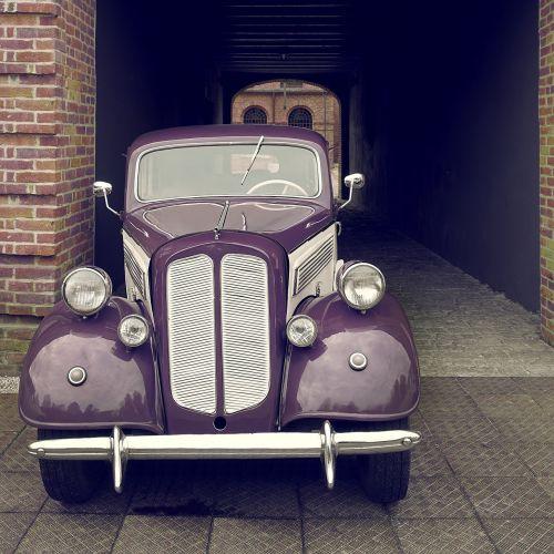 old car oldsmobile retro