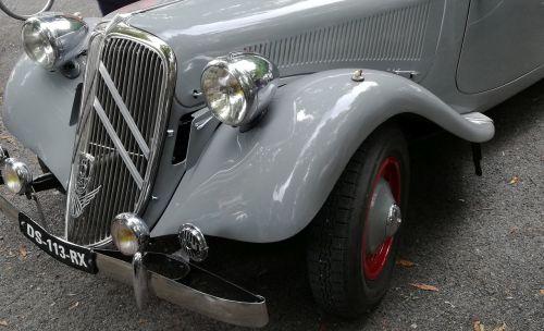 old car bodywork vehicle