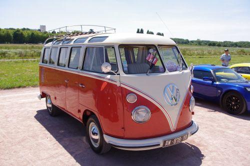 old car combi volkswagen