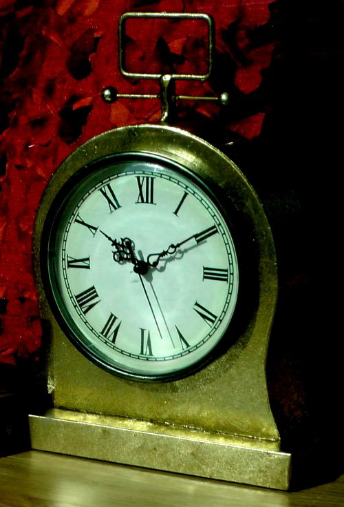 Old Carriage Clock