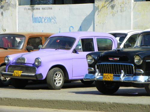 old cars vat fidel castro