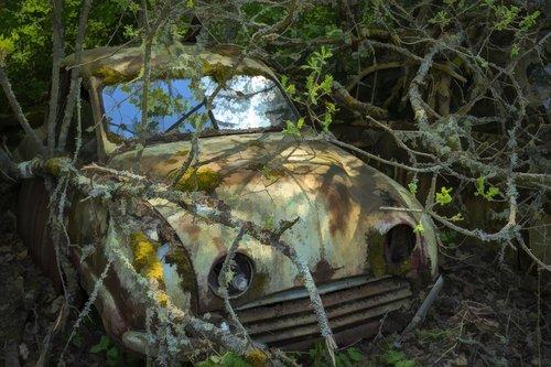 old cars  rusty cars  ghost car rally