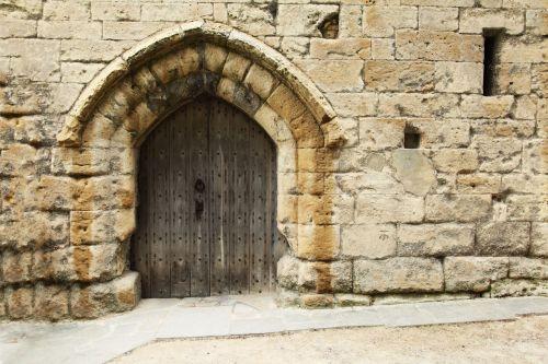 arka, architektūra, pastatas, pilis, uždaryta, durys, durų, įėjimas, vartai, istorinis, istorija, viduramžių, senas, akmuo, vintage, siena, mediena, senosios pilies vartai