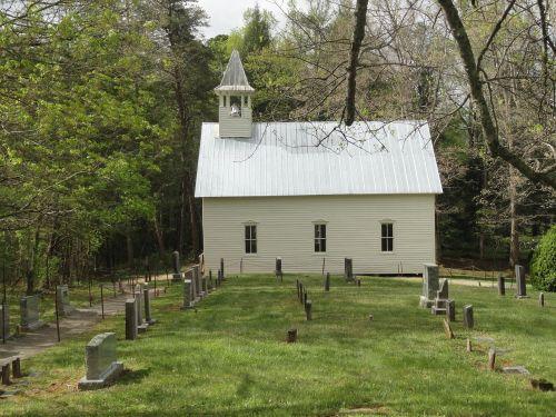 old church country church church