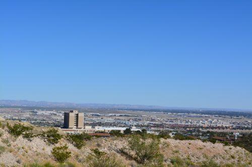 Old City El Paso Texas