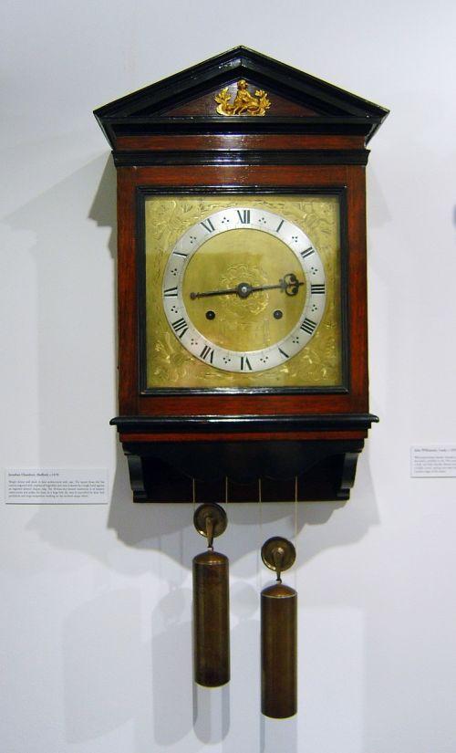 old clock museum antique
