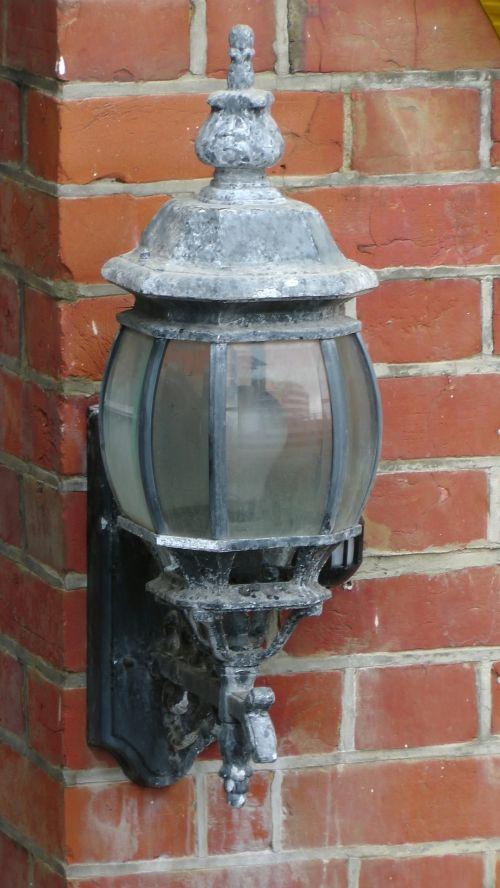Old Coach House Lantern