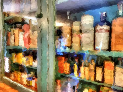 Old Country Store Goods