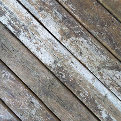 Old Deck 1