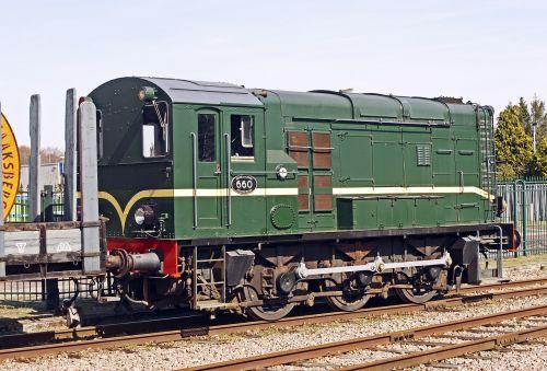 old diesel locomotive dutch netherlands