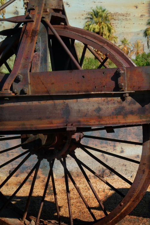 old dinah steam tractor vintage