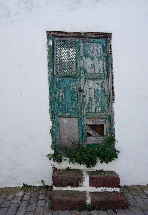 old door ailing input