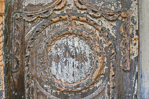 old door  door  input