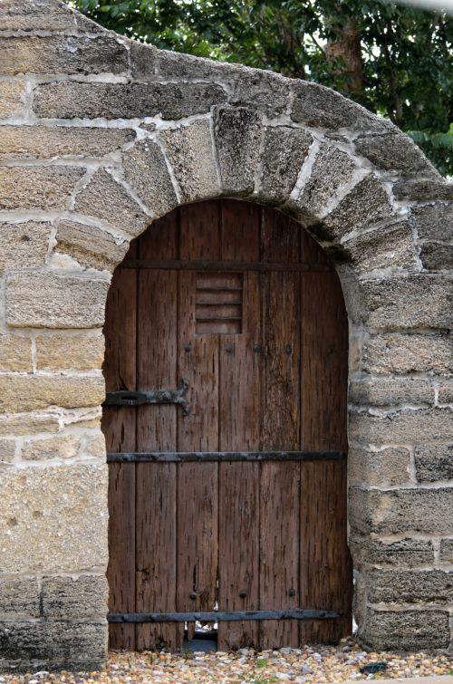 Old Door St. Augustine, Florida
