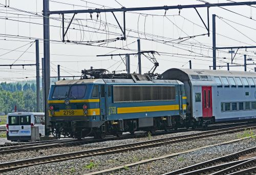 old elektrolok belgian state railways series 27