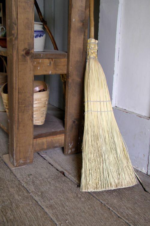 Old Fashioned Broom