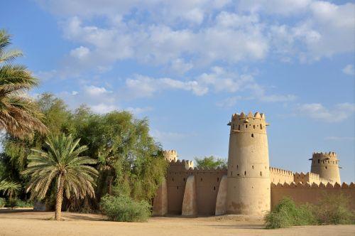 old fort jahili fort al ain