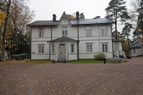 old house finland onnela