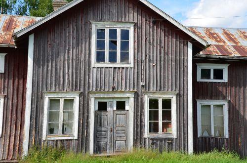 old house barn farmer