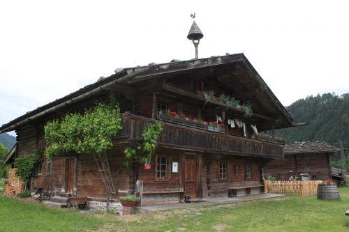 old house farmhouse old