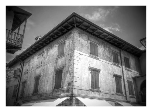 old house architecture house
