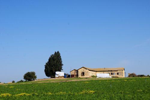 Old Italian Farm House