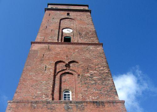 old lighthouse high coast
