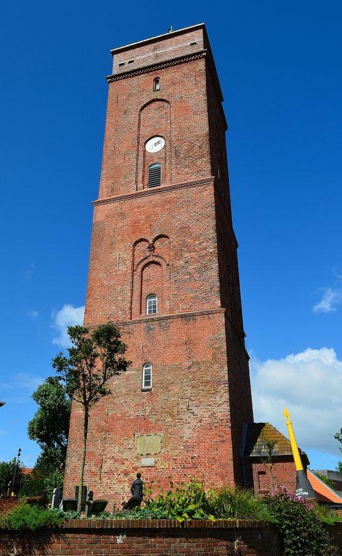 lighthouse borkum beacon