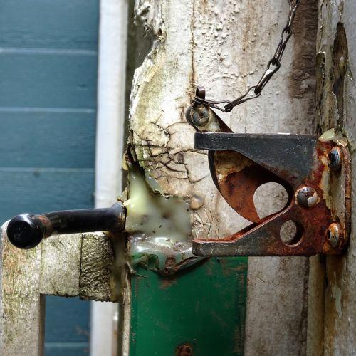 Old Lock 97