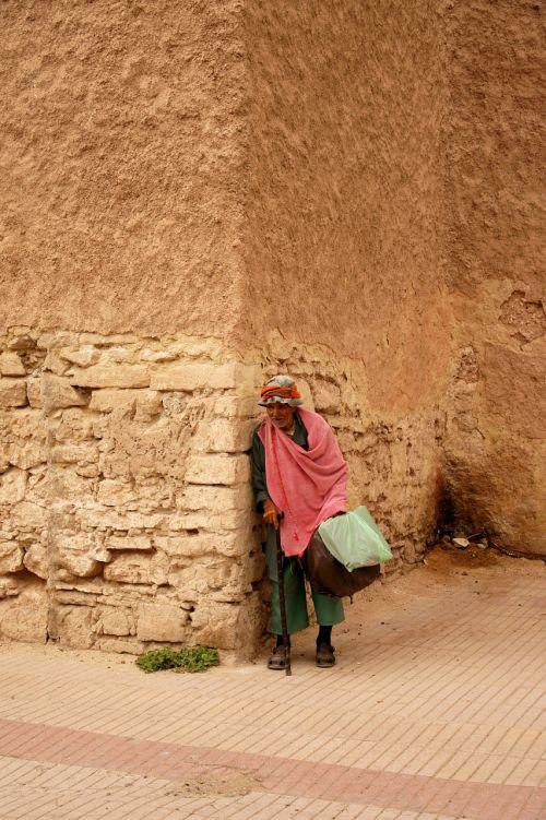 old man morocco essauria