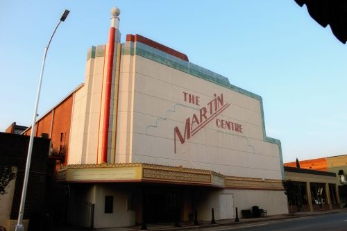 Old Martin Theater