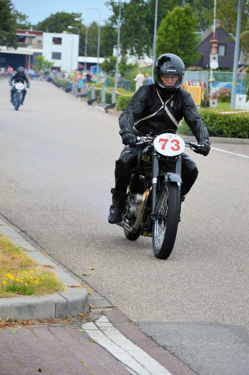 Old Mopeds