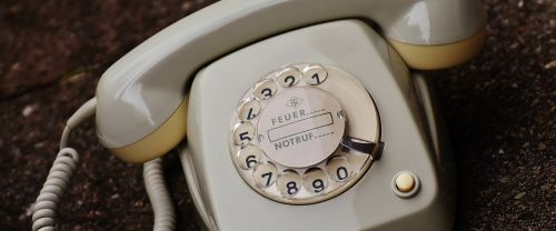 old phone 60s 70s