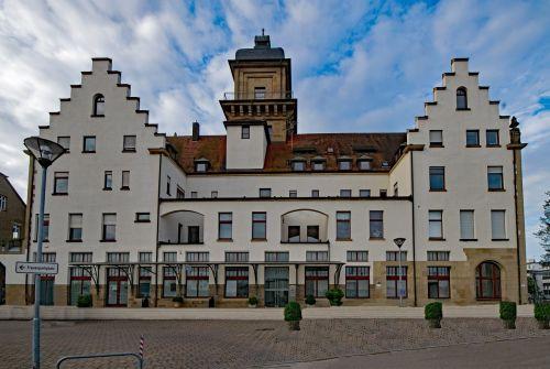 old post heilbronn baden württemberg