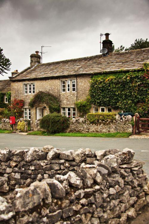 architektūra, pastatas, namelis, Šalis, kaimas, durys, Anglija, Anglų, namai, namas, senas, nuosavybė, kaimas, akmuo, Miestas, tradicinis, kaimas, vintage, siena, langas, senas akmens kotedžas