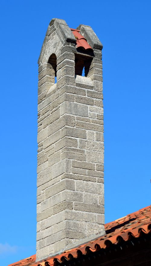 Old Style Chimney