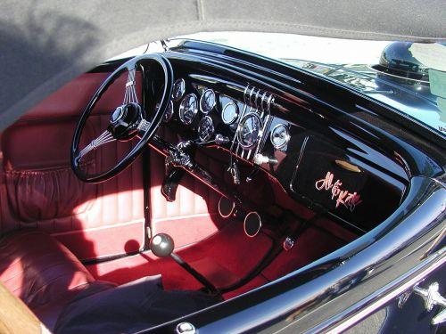 old timer car automobile