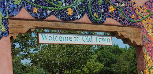 old town new mexico albuquerque