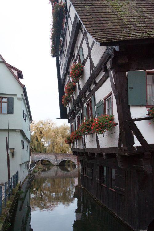 old town ulm fishermen's quarter