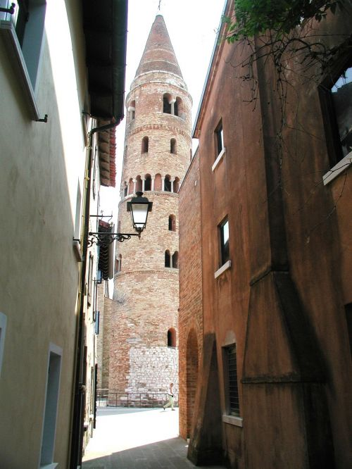 old town alley passage