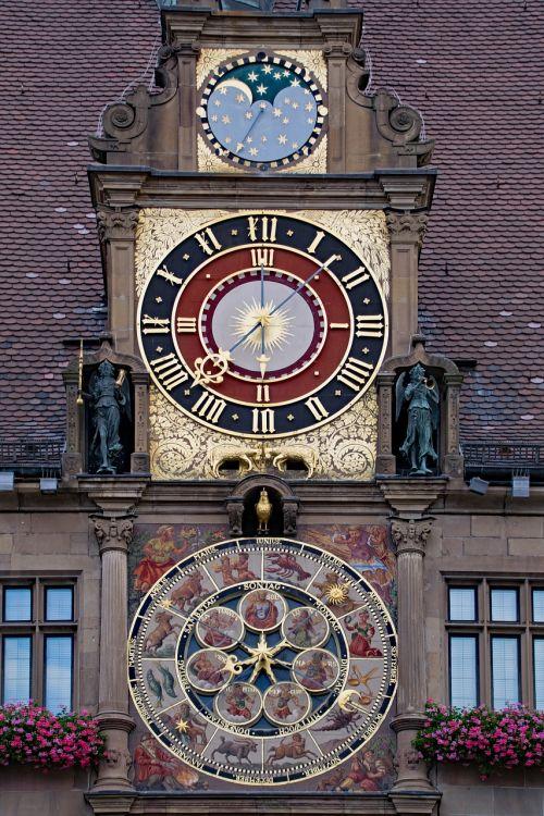 old town hall heilbronn baden württemberg