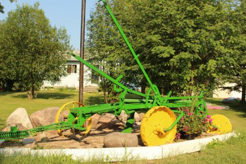 Old Trail Plough Farm Machinery