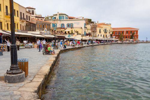 Old Venetian Harbor