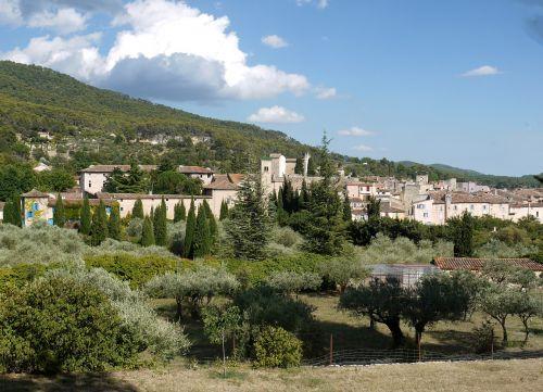 old village provence aups